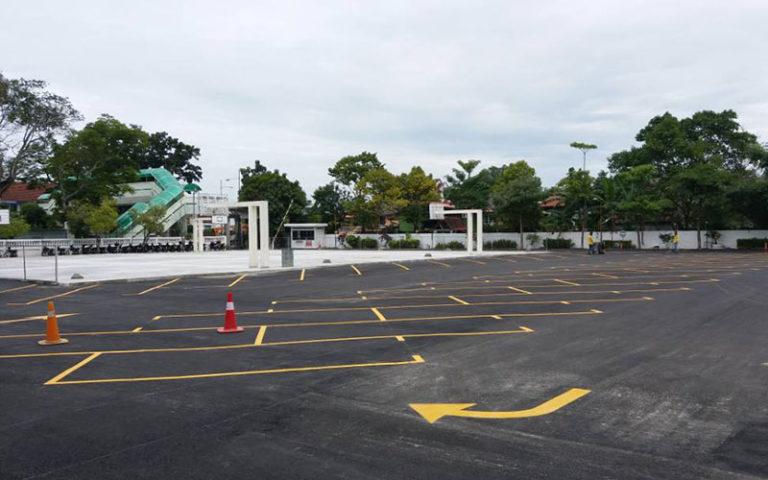 A06 停车场