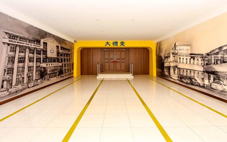 B03 大礼堂正门