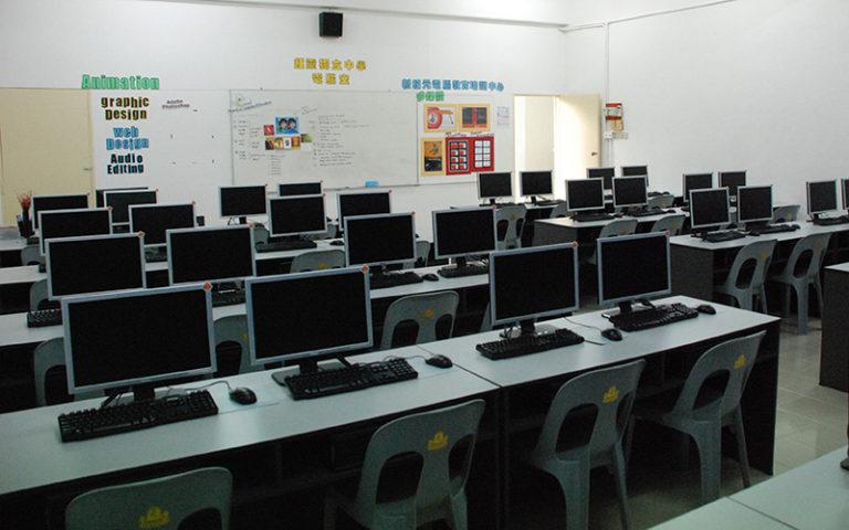 D06 电脑室(一)