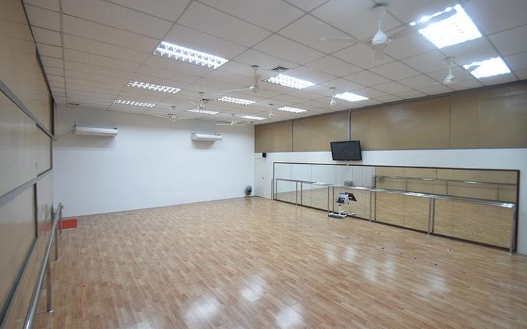 D08 舞蹈室