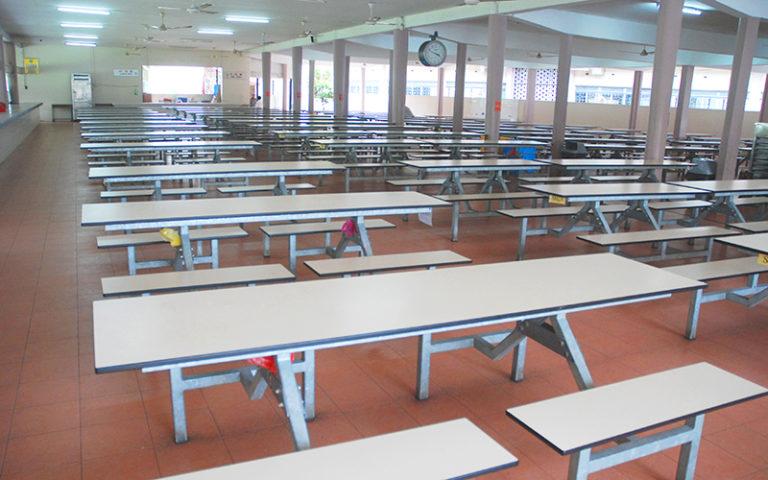 E07 食堂