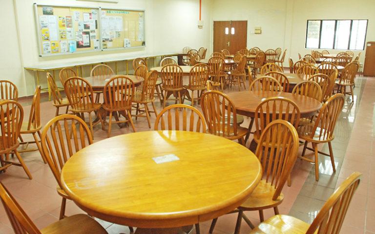 E08 教师膳食堂