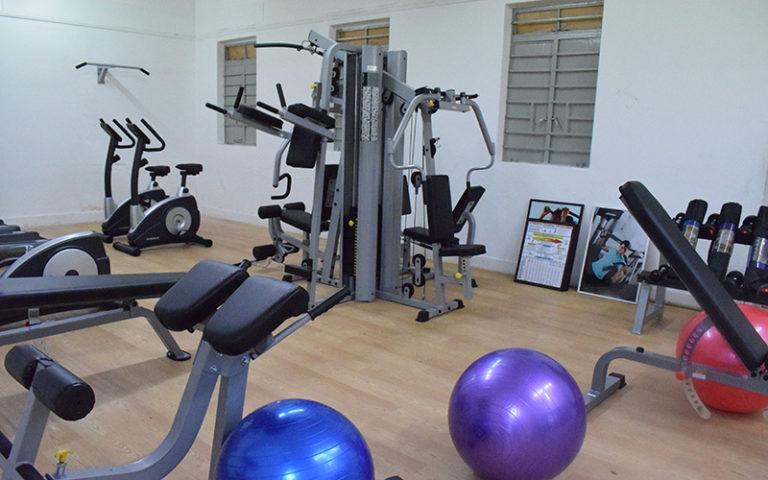 F06 健身室