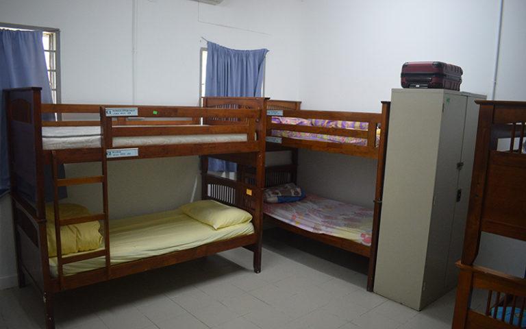 H02 宿舍房间