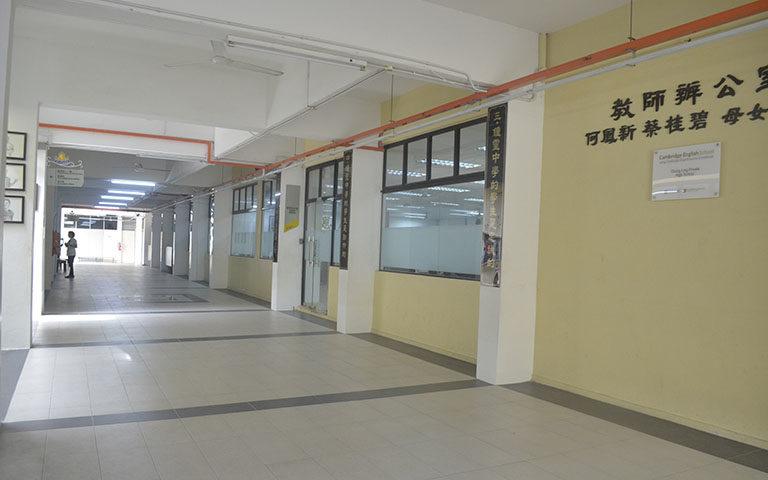 十大信条走廊
