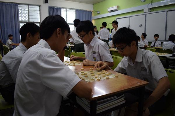 中国象棋复赛-1