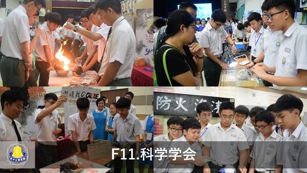 F11科学学会