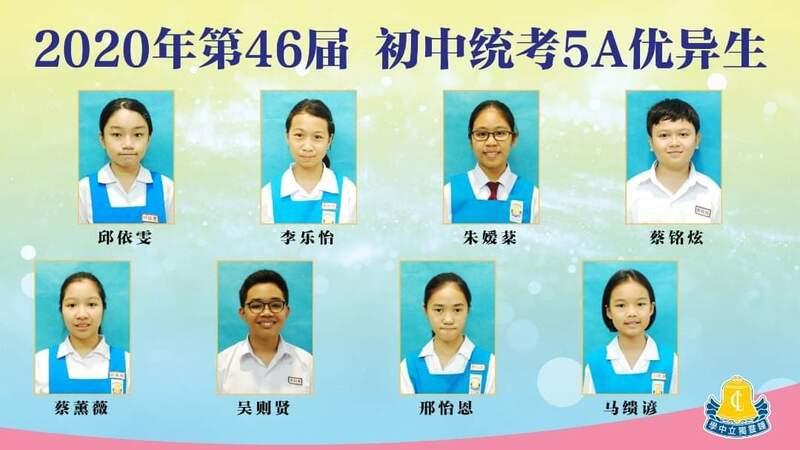初中统考5A优异生-01