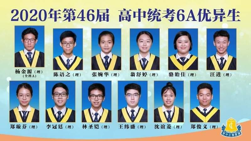高中统考6A优异生-01