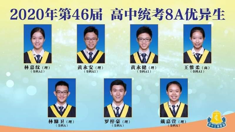高中统考8A优异生-01